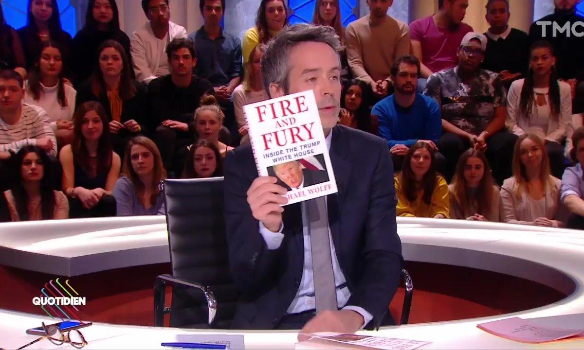 """Que contient """"Fire and Fury"""", le livre de Michael Wolff sur Donald Trump ?"""