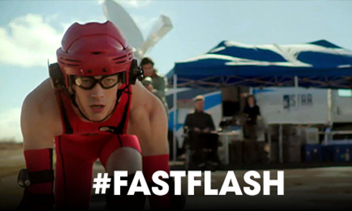 Jeu #FastFlash : jouez avec l'homme le plus rapide du monde et gagnez des cadeaux