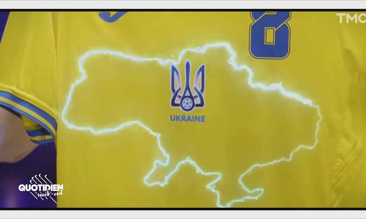 Flash Mode – Euro 2021 : le maillot de l'Ukraine fâche la Russie