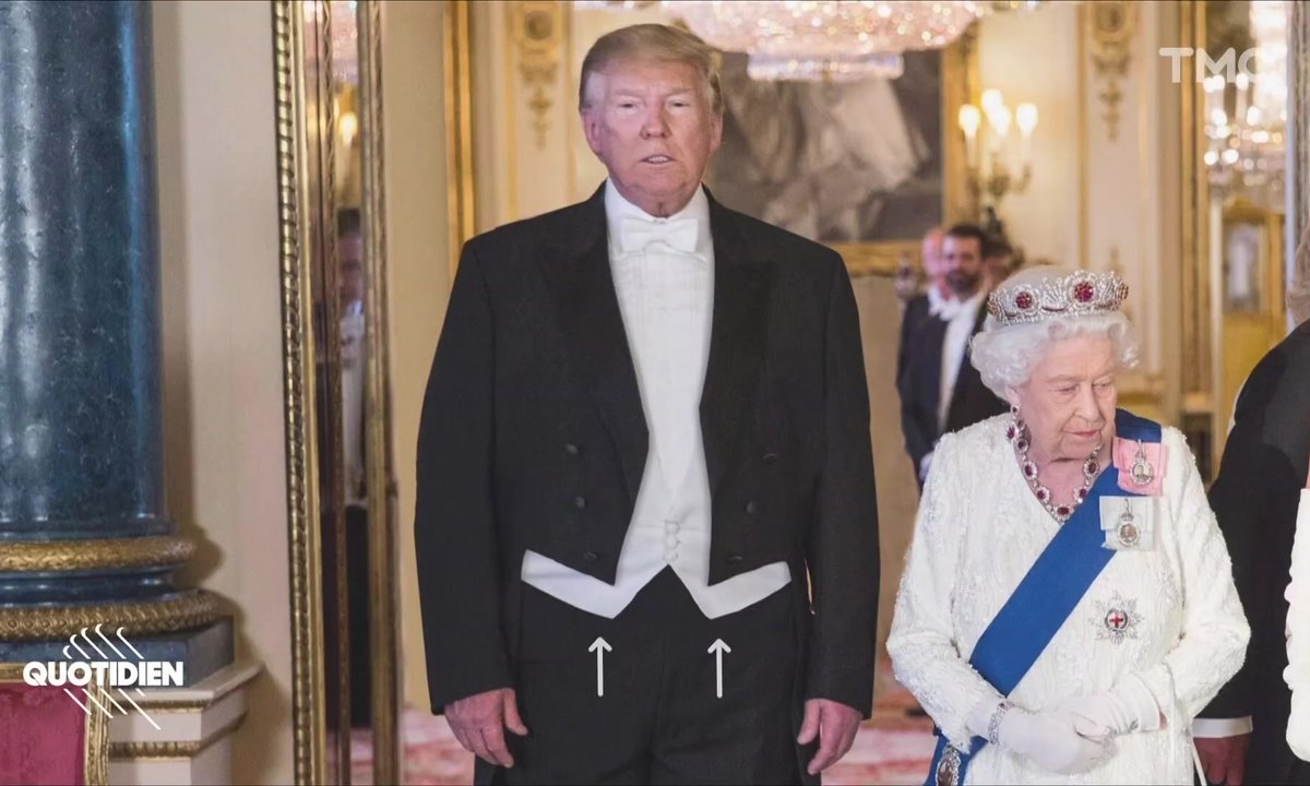 Flash Mode : les fashion faux pas de Donald Trump