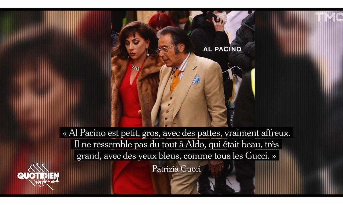 """Flash Mode : la famille Gucci descend les acteurs de """"House of Gucci"""""""