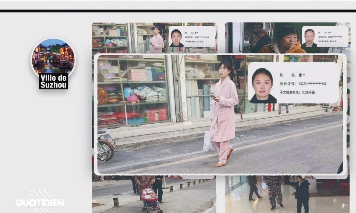 Flash Mode : les Chinois n'ont plus le droit de sortir en pyjama (et ça n'a rien à voir avec le virus)