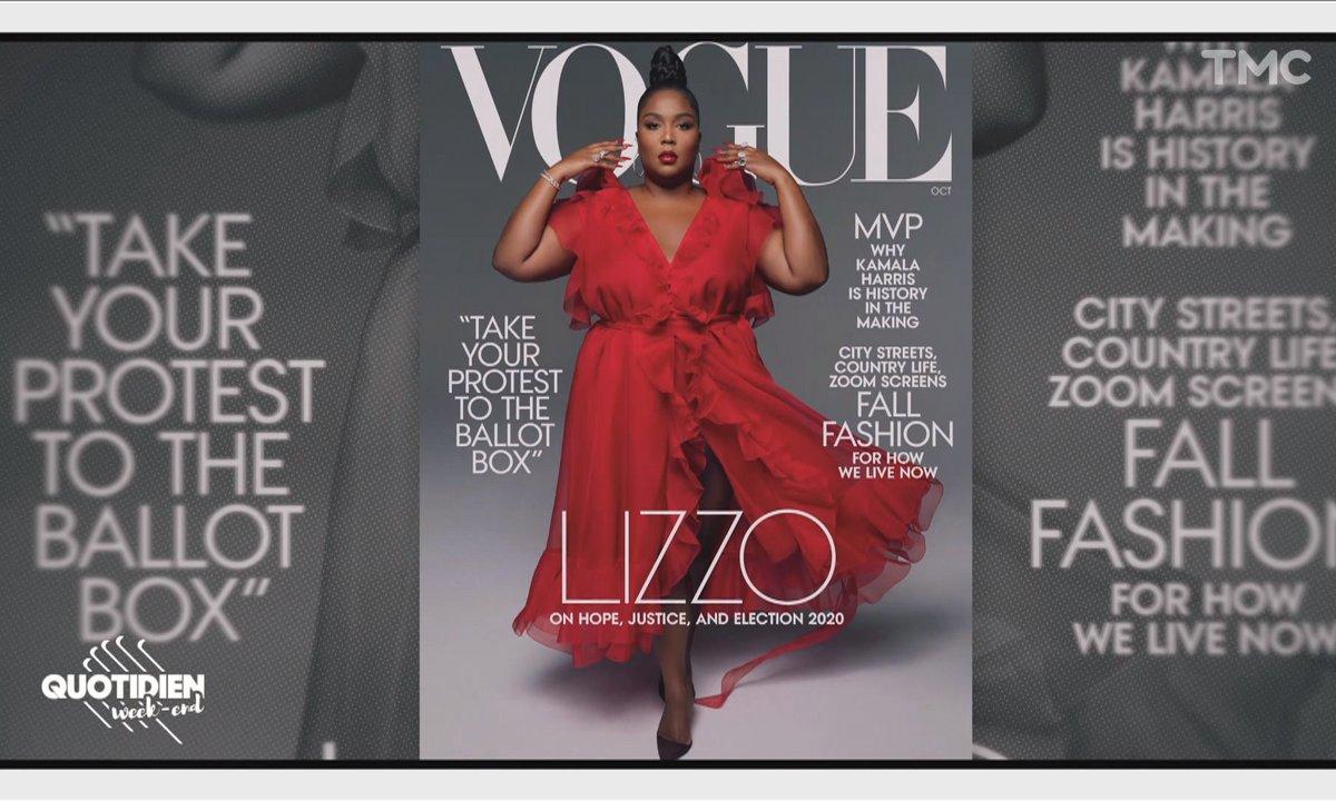 Flash Mode : Lizzo en couverture de Vogue, une révolution !