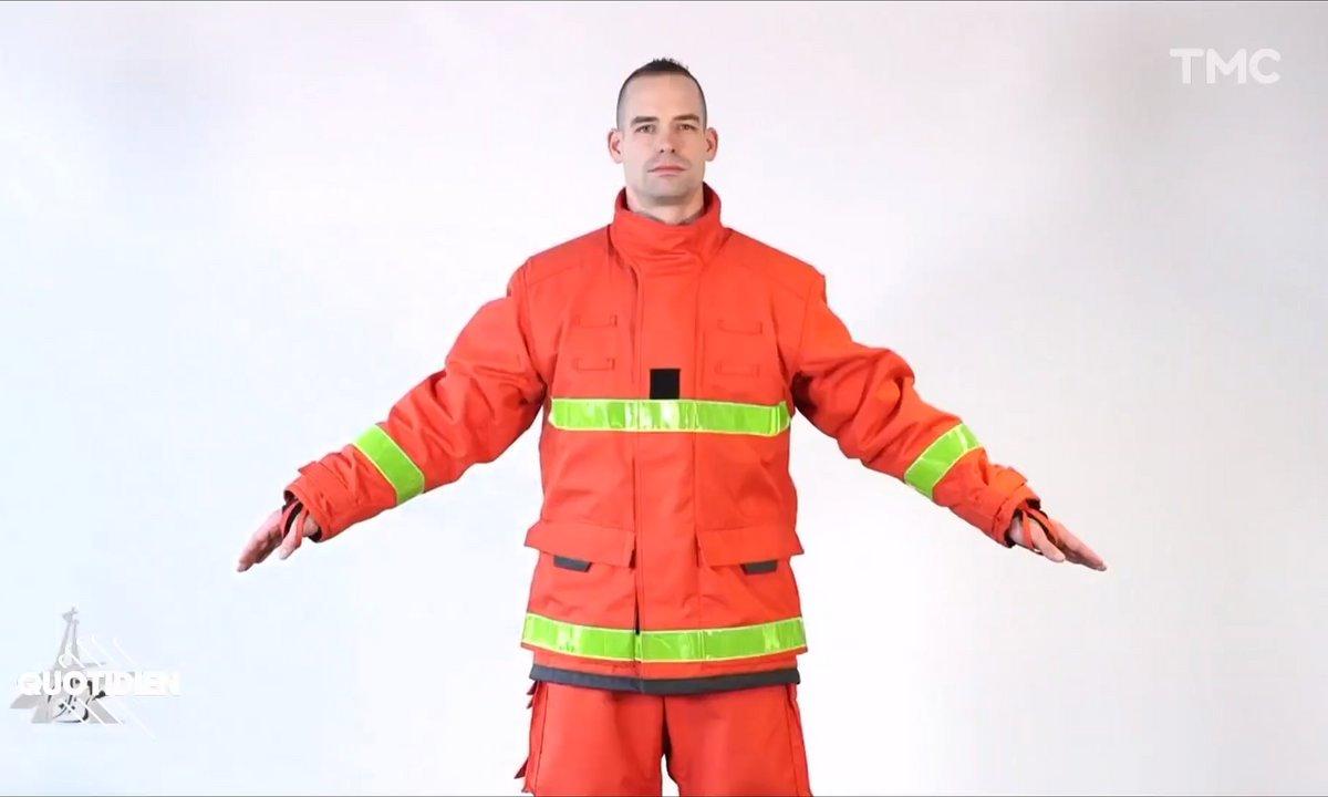 Flash Mode : pourquoi les uniformes des pompiers de Notre-Dame sont-ils oranges ?