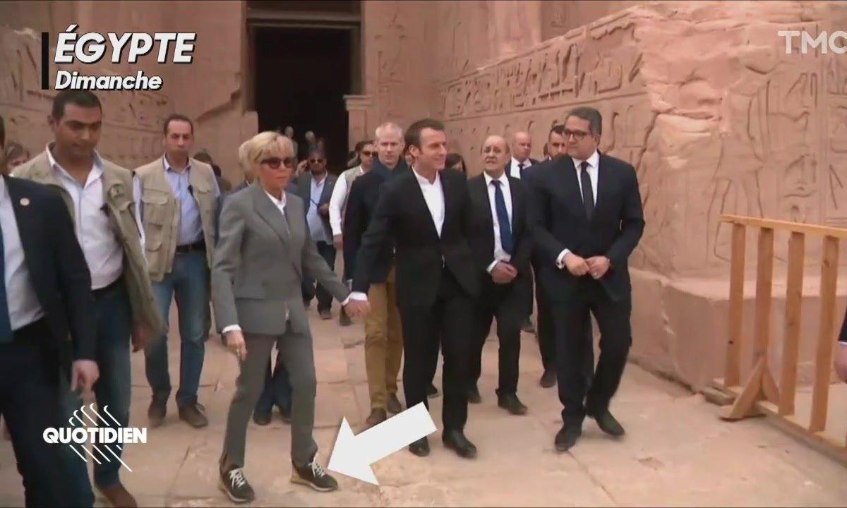 Flash Mode : la street cred' de Brigitte Macron
