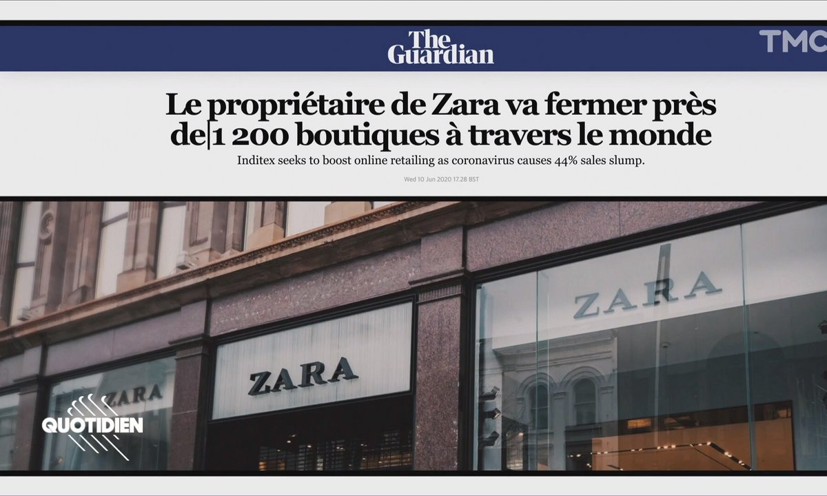 Flash Mode : Zara, Marc Jacobs, Pull&Bear annoncent une vague de licenciement
