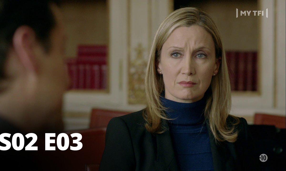 Flics - S02 E03 - Coup d'arrêt