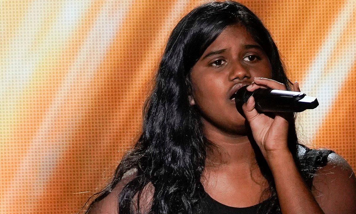 "The Voice Kids 2020 - Flora chante ""Respect"" d'Aretha Franklin"