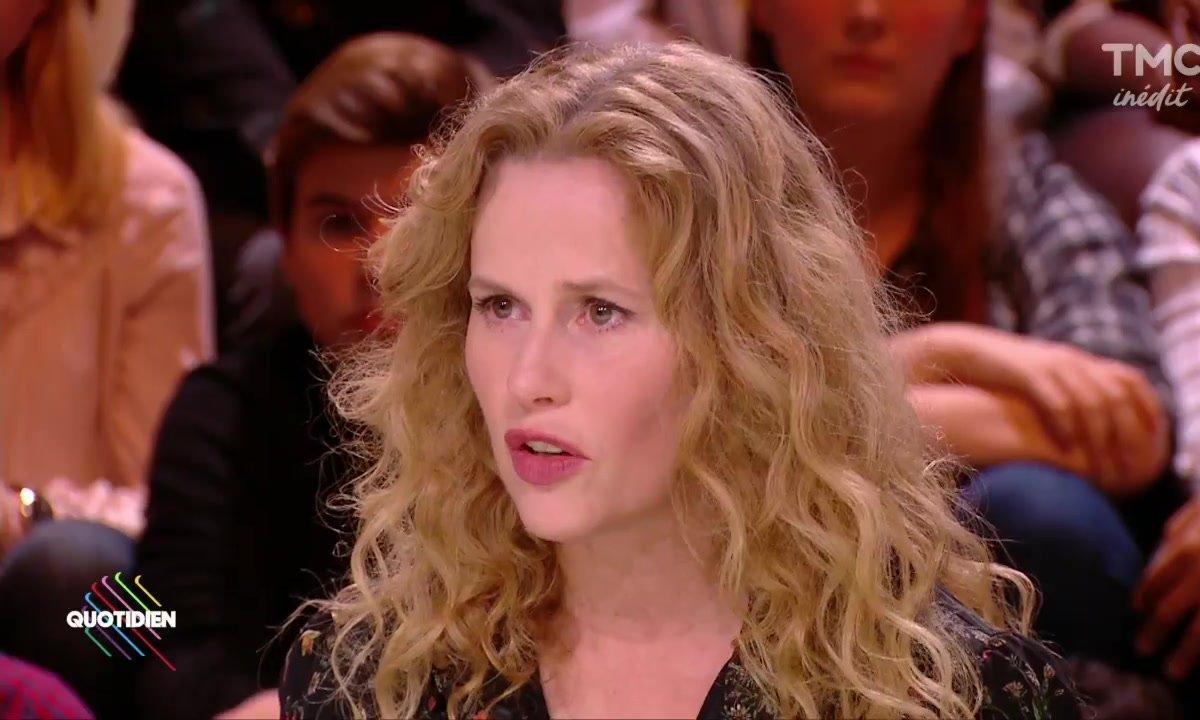 """Florence Darel : """"Les femmes ne sont pas un trophée, pas un butin"""""""