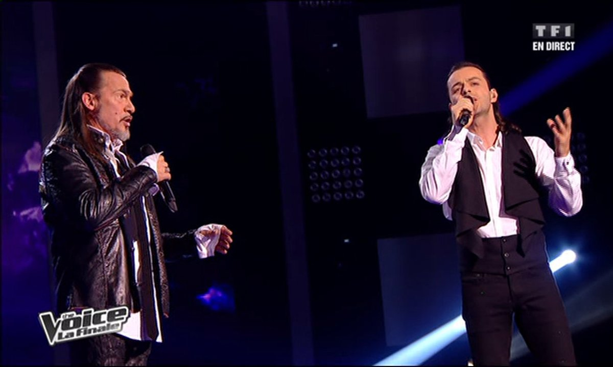 Nuno Resende & Florent Pagny - Memory (Barbara Streisand) (saison 02)