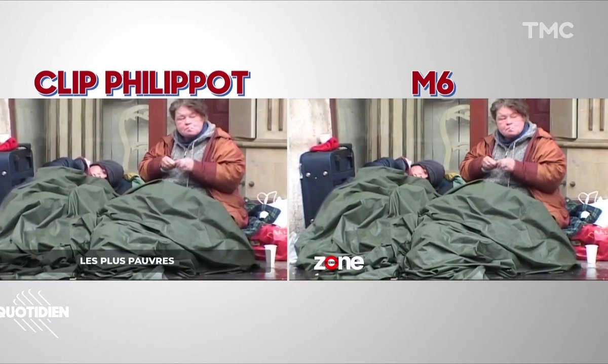 Comment Florian Philippot a volé les chaînes télés pour son clip de campagne