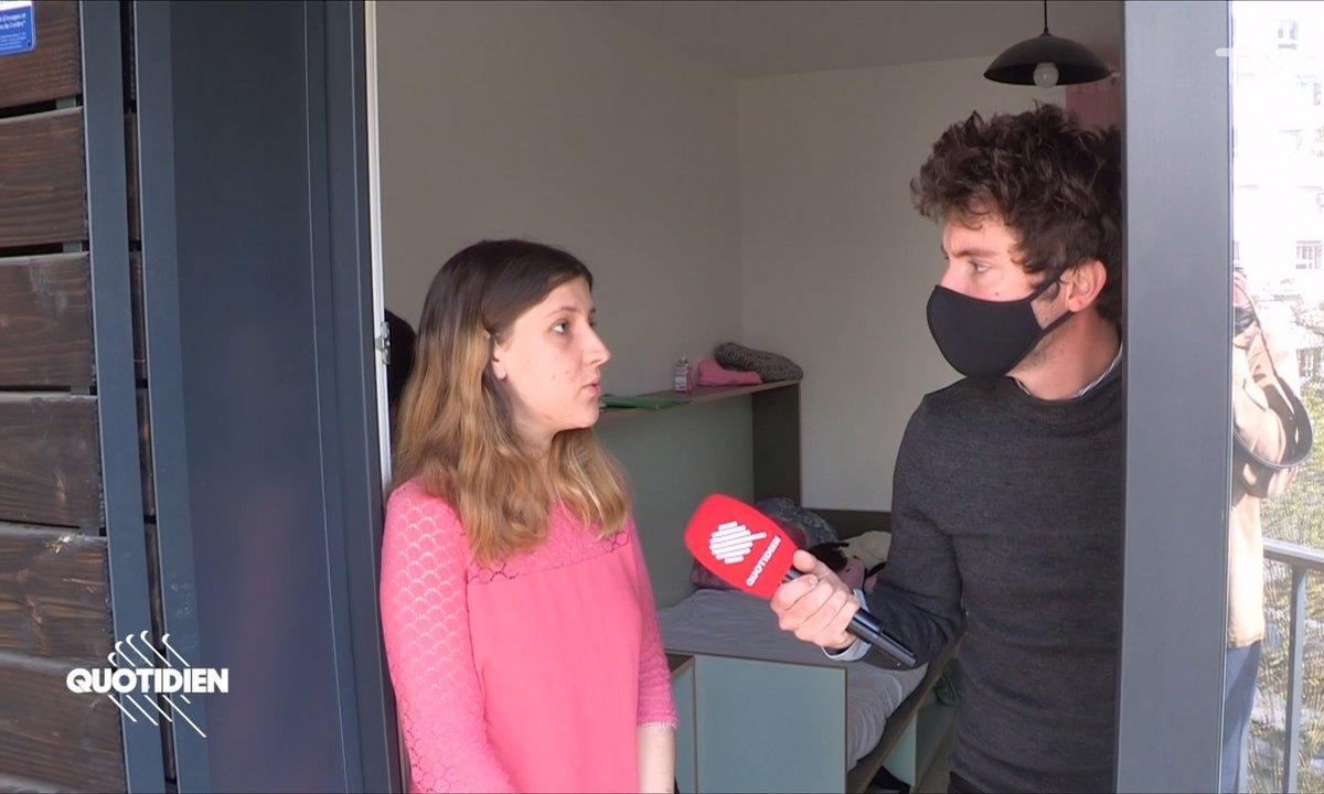 Floriane Gouget, menacée et harcelée pour avoir défendu le droit au blasphème