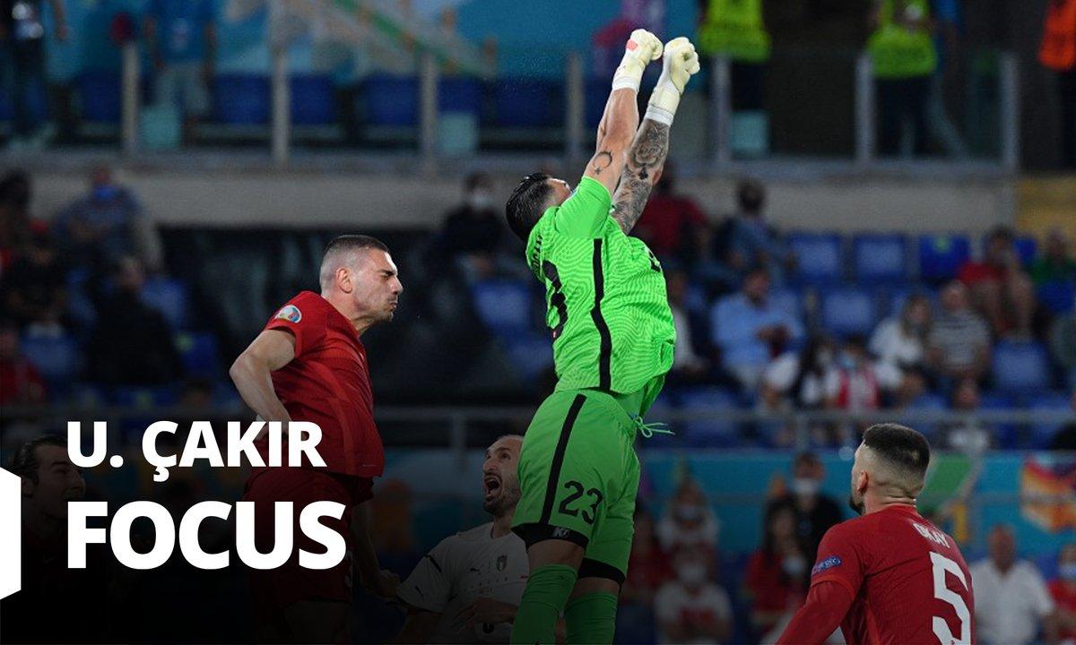 Turquie - Italie : Voir le match de Cakir, le gardien turc en vidéo