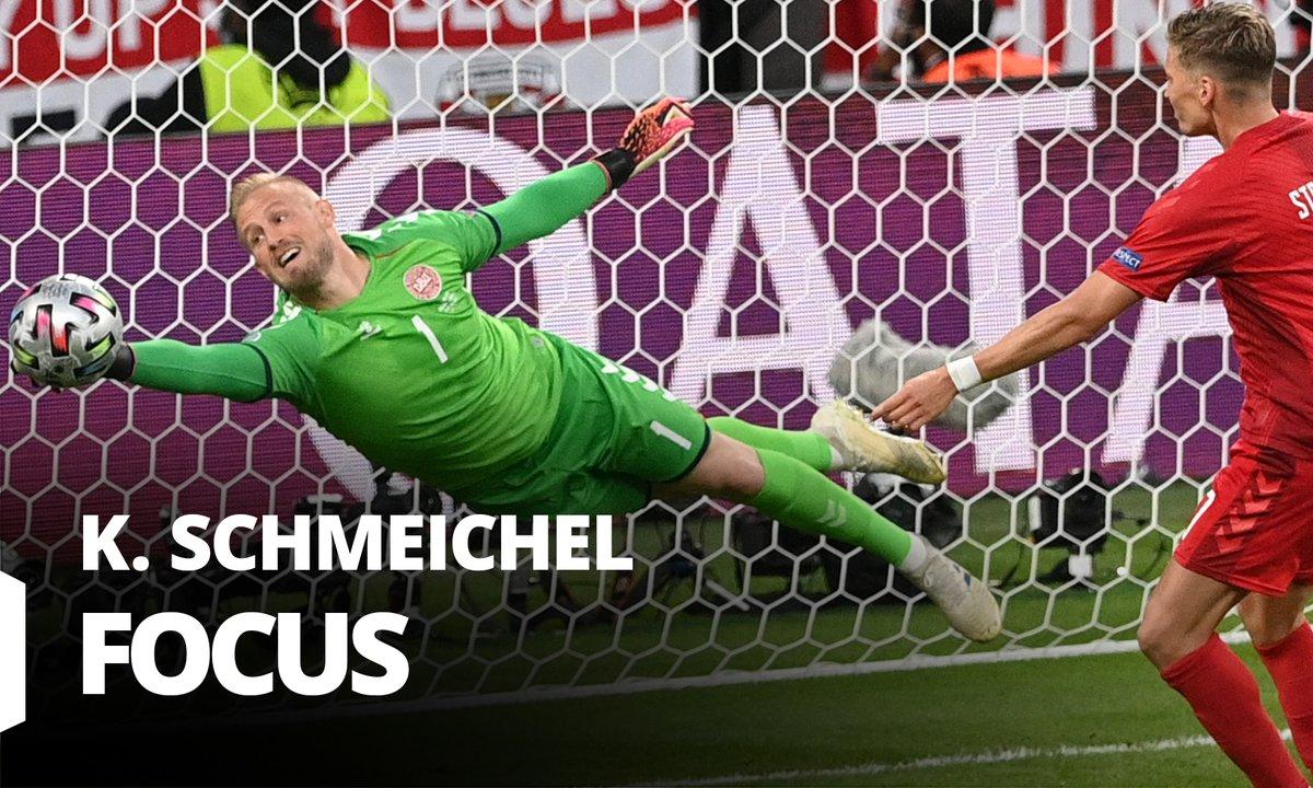 Angleterre - Danemark : Voir le match de Kasper Schmeichel en vidéo