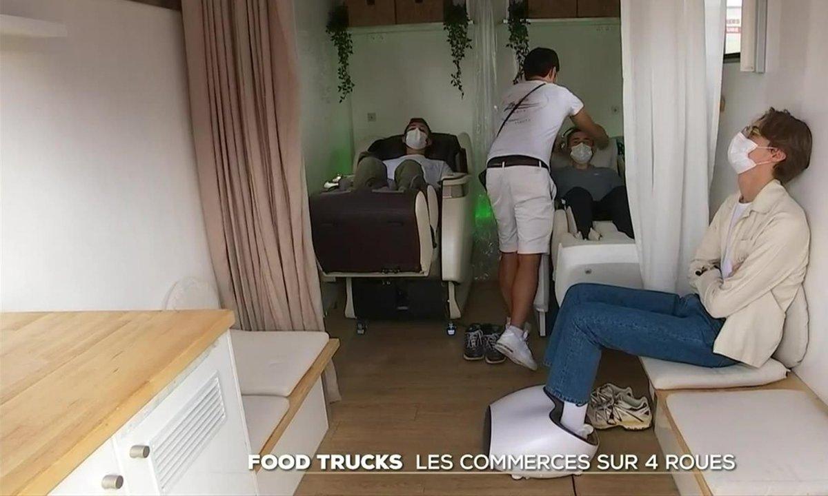 Food Trucks : un concept qui séduit de plus en plus