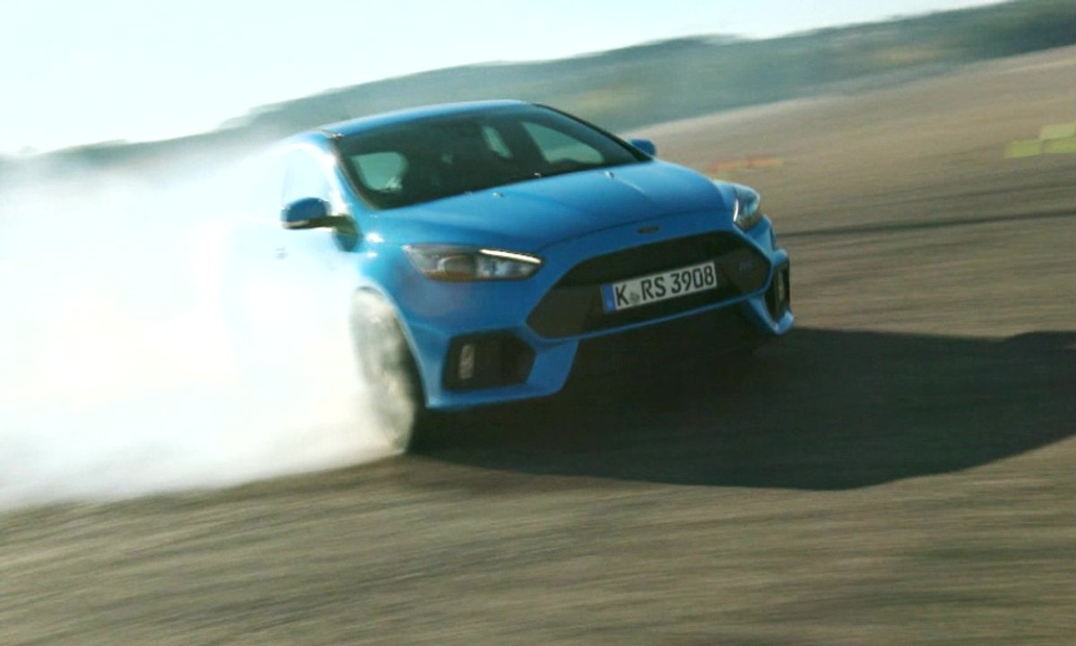 Teaser : Automoto va drifter en Ford Focus RS 2016