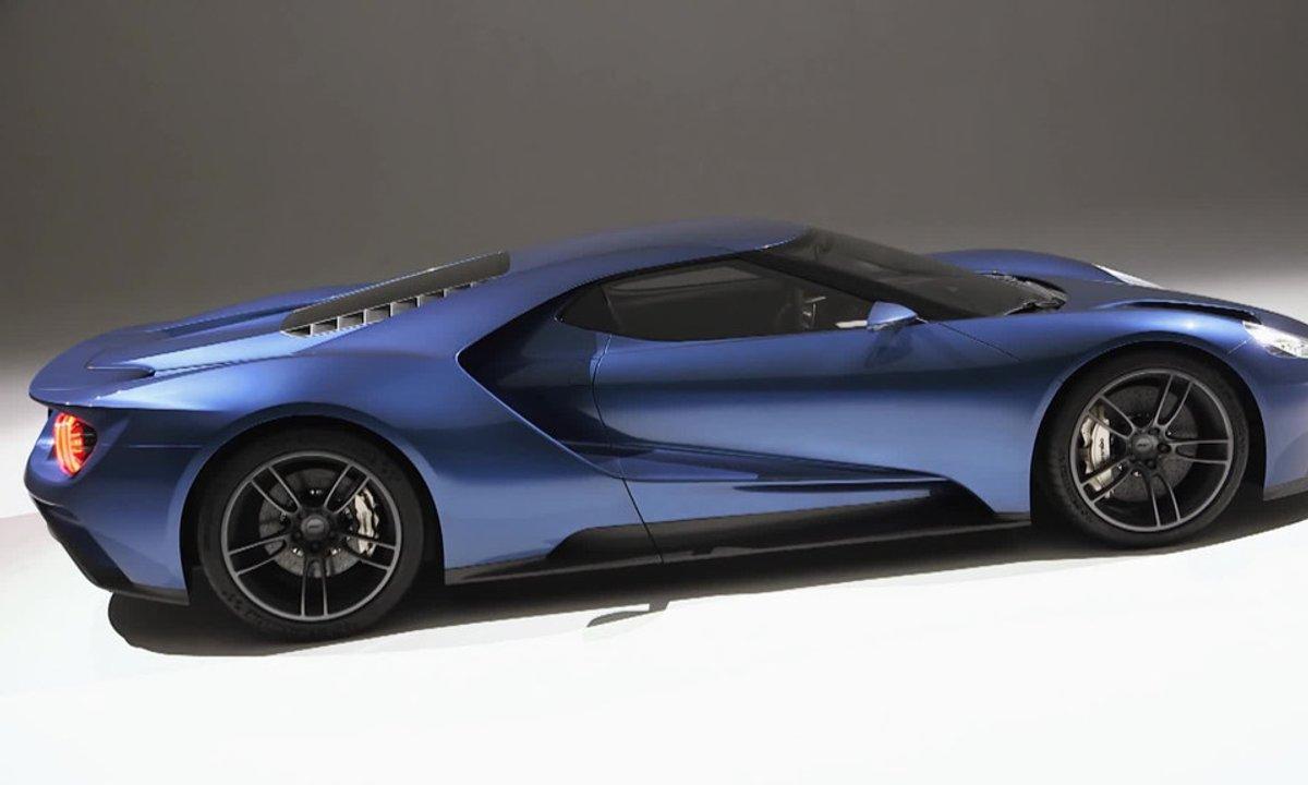Ford GT 2016 : présentation officielle