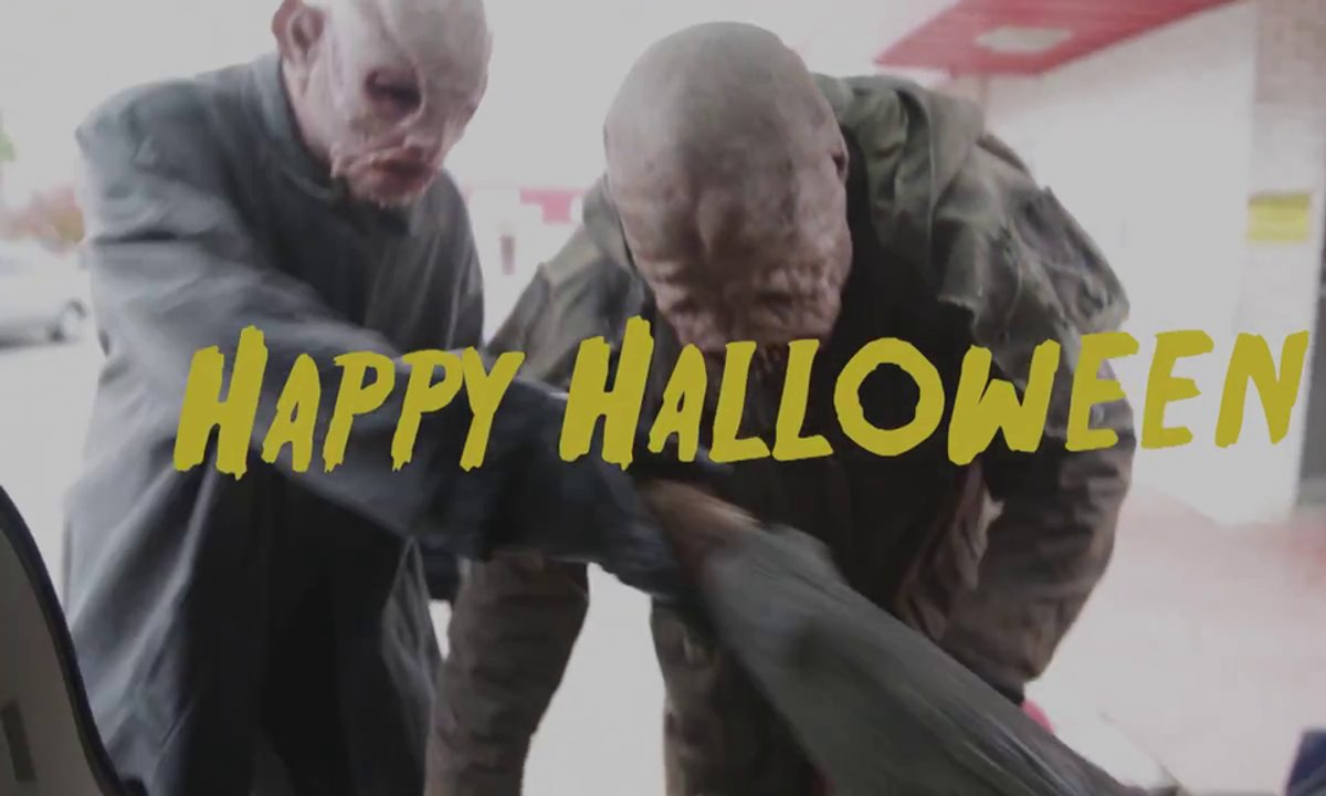 Insolite : Ford fête Halloween avant l'heure !