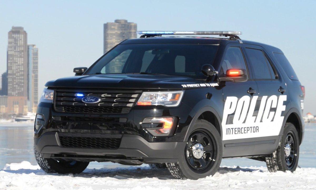 L'Interceptor, nouveau jouet de la police américaine !