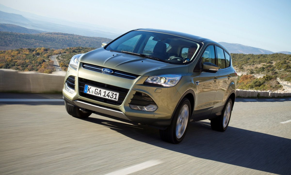 Essai vidéo : Le nouveau Ford Kuga 2013