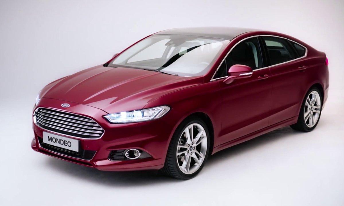 Ford Mondeo 2014 : nouvelle présentation officielle