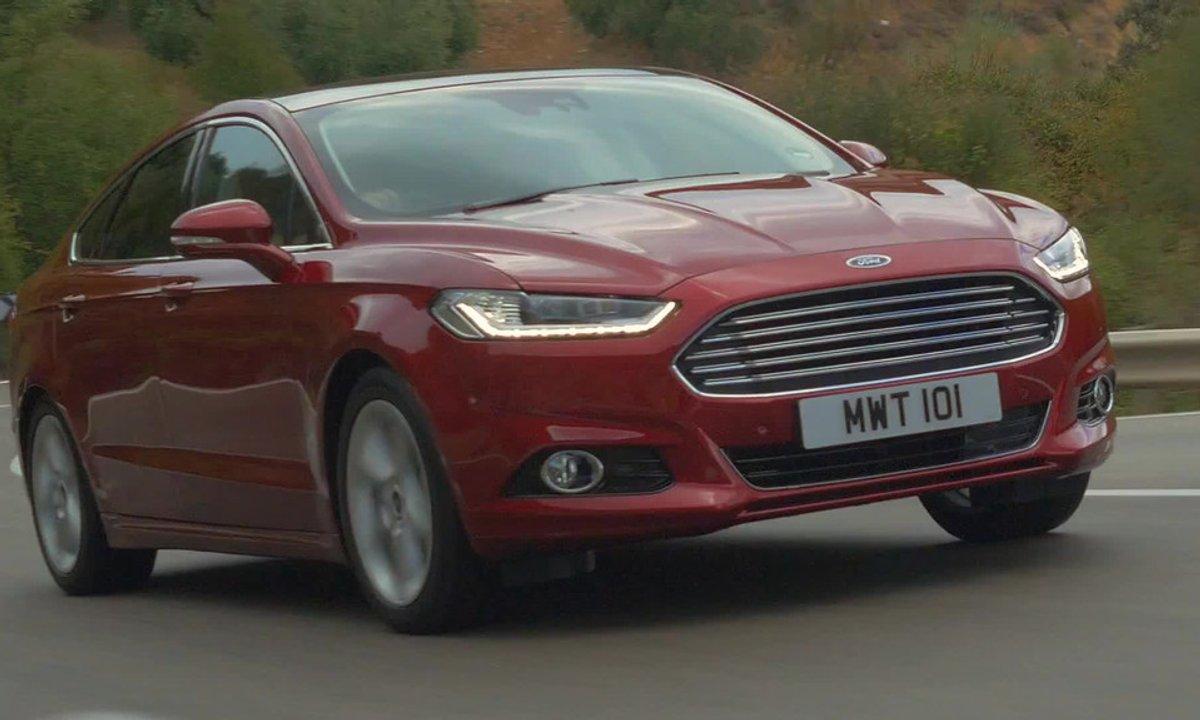 Nouvelle Ford Mondeo 2014 : présentation officielle