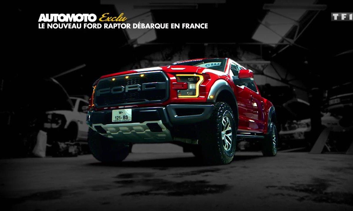 No Limit : Importer un Ford F-150 Raptor en France