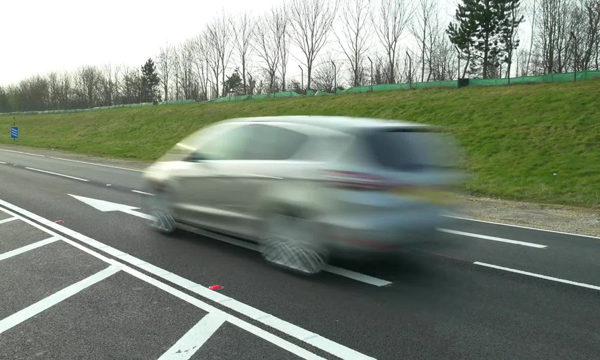 Ford présente le limiteur de vitesse intelligent