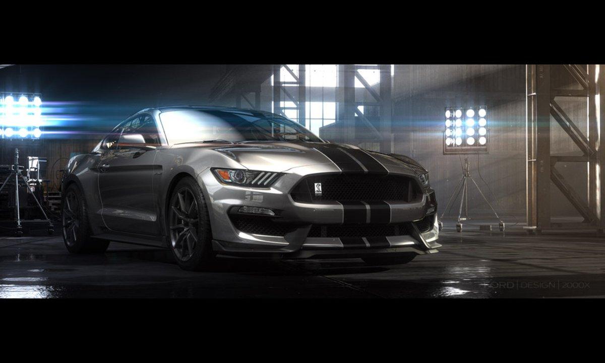 Nouvelle Ford Shelby GT350 Mustang : présentation officielle en vidéo