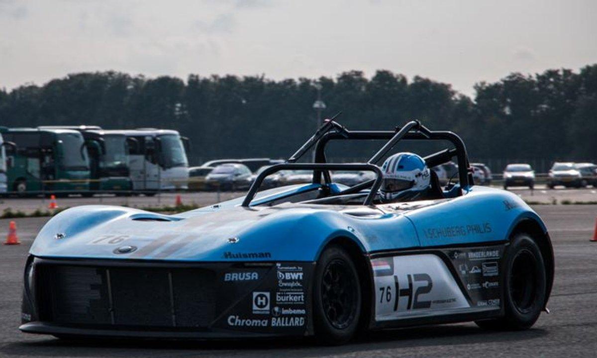 Insolite : la première voiture de course à hydrogène sur le Nürburgring Nordschleife