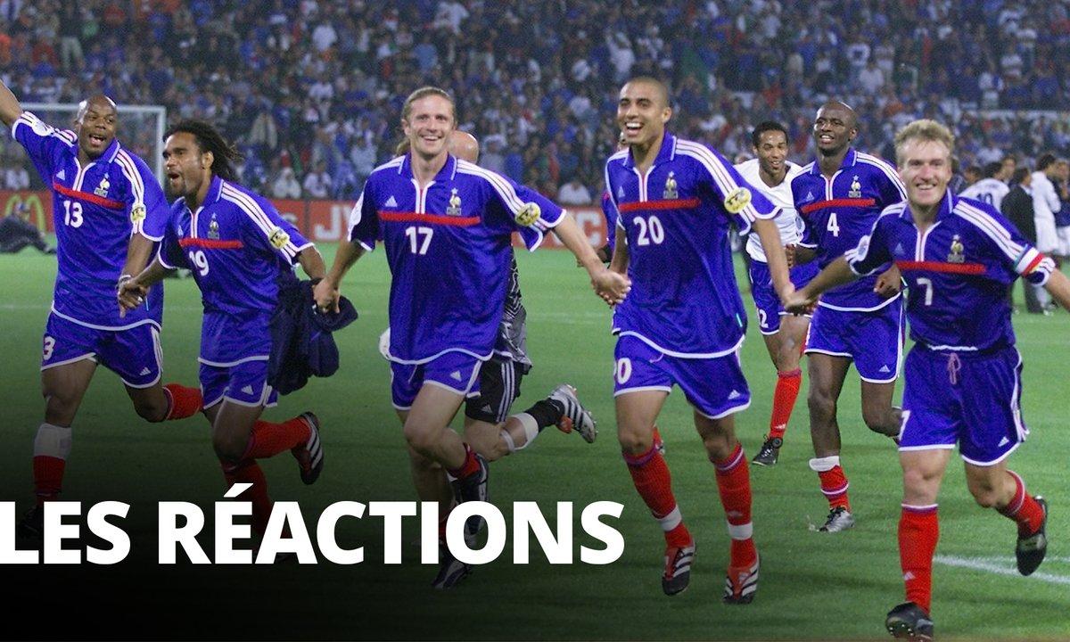 Tous en finale – L'après-match de la finale de l'Euro 2000