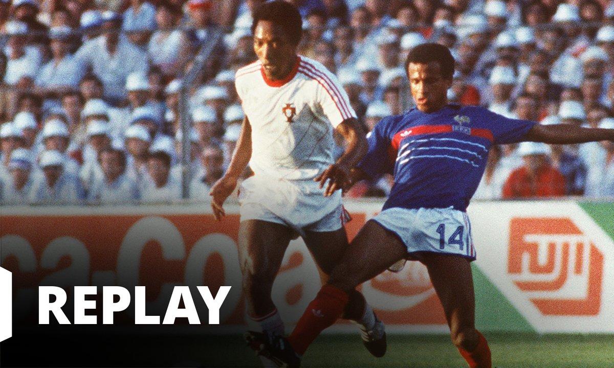 France - Portugal : Revoir la demi-finale de l'Euro 1984