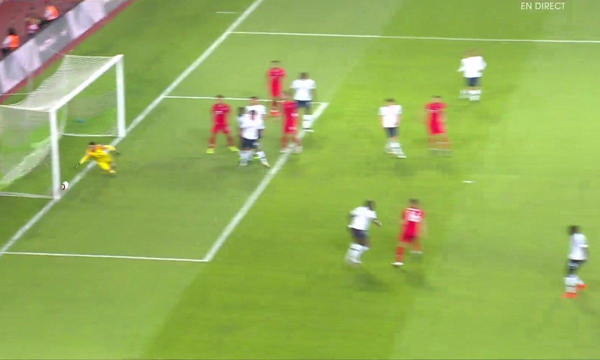 Turquie - France (2-0) : Voir la tête de Demiral en vidéo