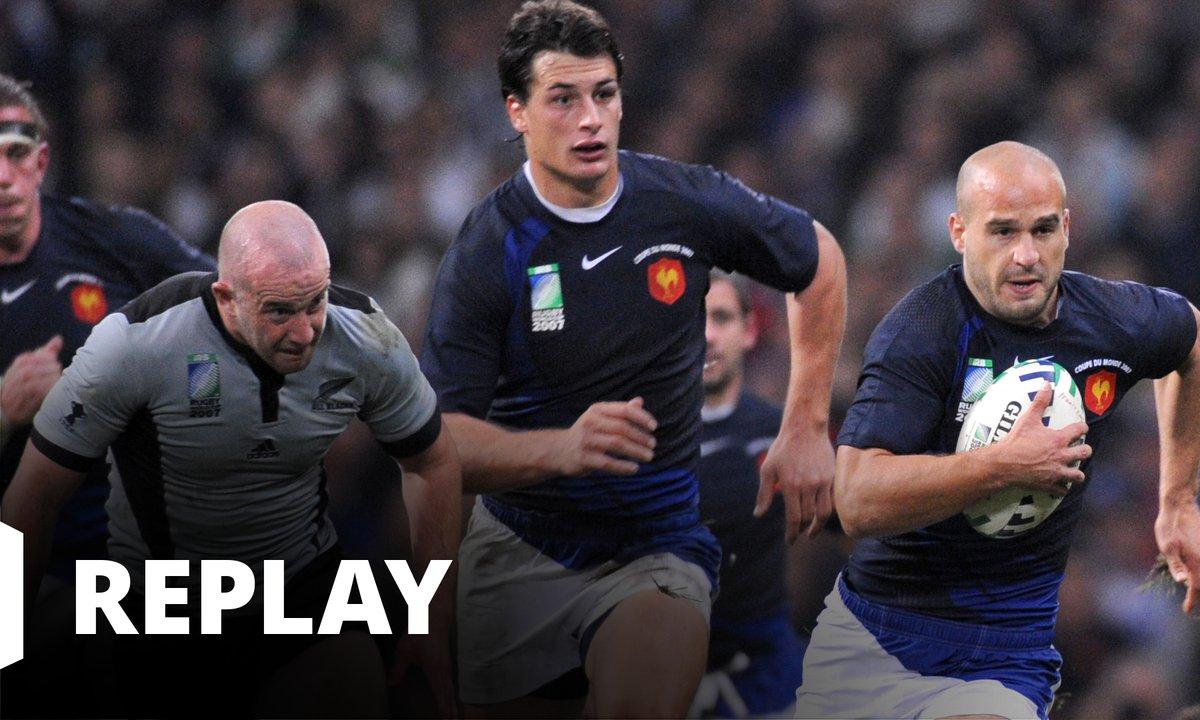 Nouvelle-Zélande - France (2007) : Revoir le match en intégralité