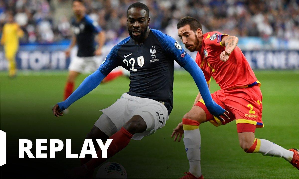 France - Andorre (Qualification EURO2020)