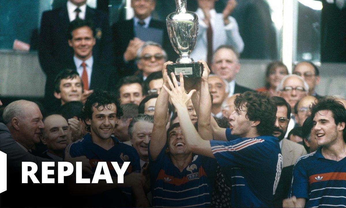 France - Espagne : Revoir la finale de l'Euro 1984