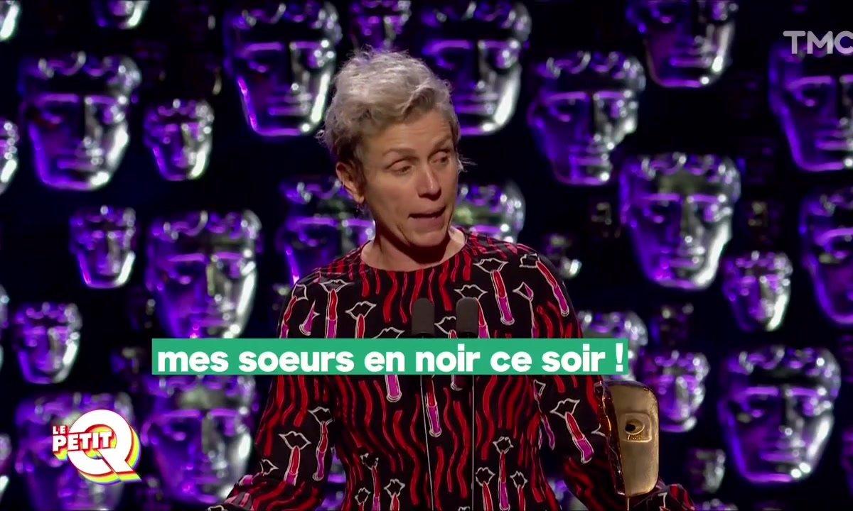 Petit Q : 3 Billboards fait un carton aux BAFTA