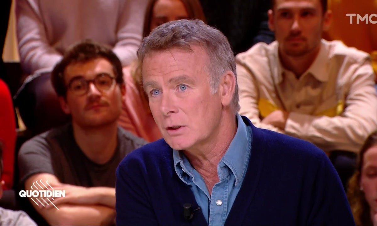 """Franck Dubosc sur les gilets jaunes: """"Les artistes aussi sont impuissants"""""""