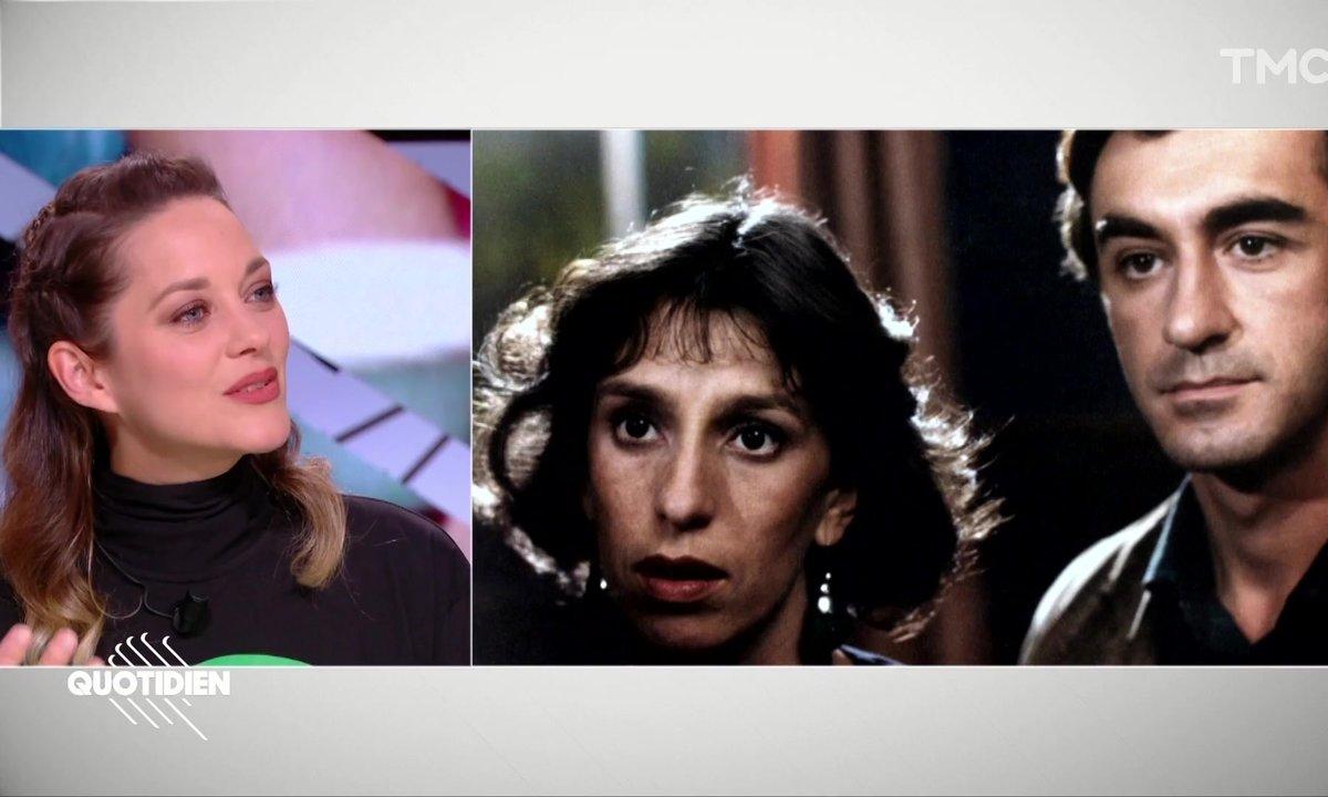 François Cluzet et Marion Cotillard réagissent au décès d'Anémone