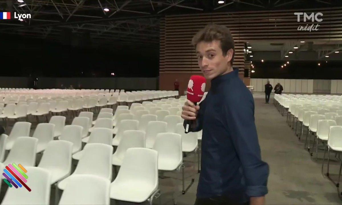 François Fillon fait salle... Vide !