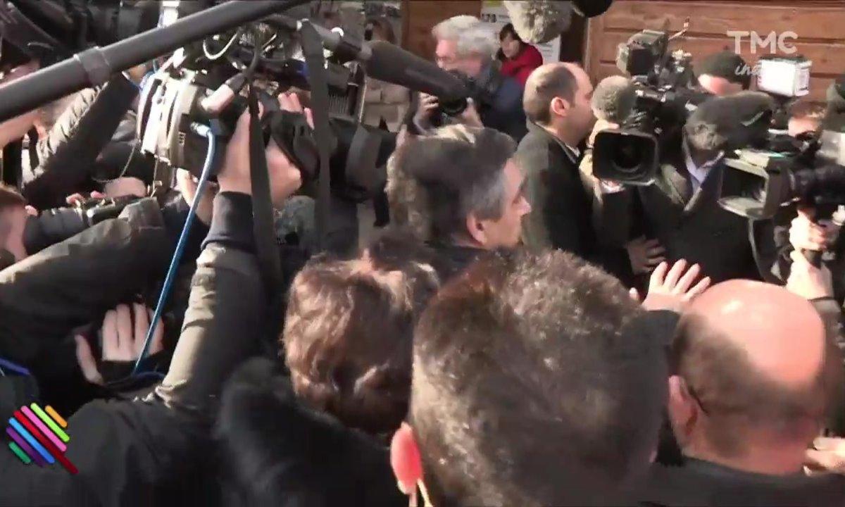 Dans la tourmente, François Fillon ne change pas de cap