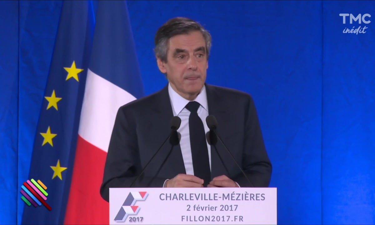 François Fillon, ces formules qu'il ne peut plus prononcer...