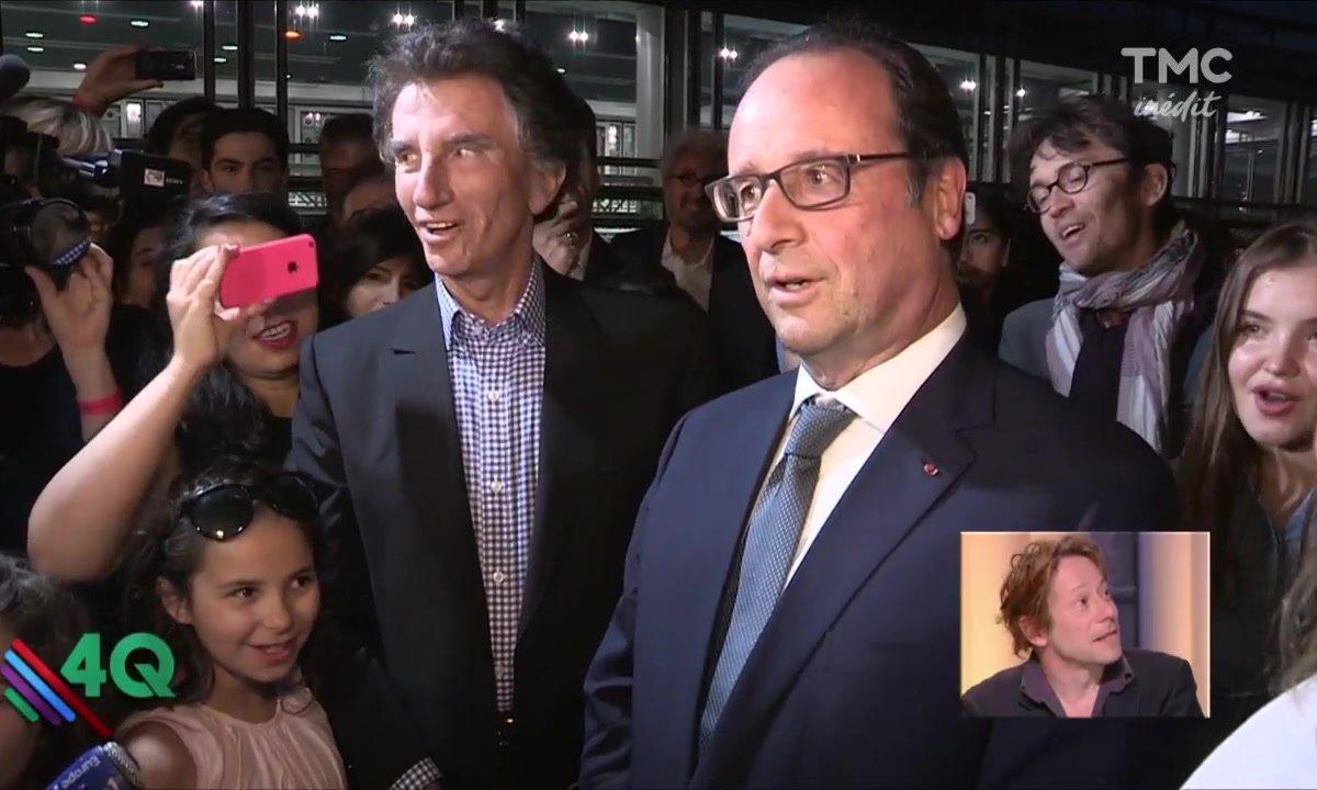 """François Hollande : """"Mais faites-la taire !"""""""