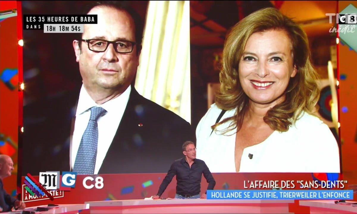 Morning Glory : François Hollande habillé pour l'hiver