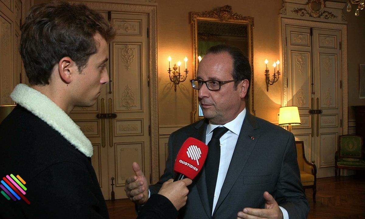 Drame d'Alep - François Hollande hésite à recevoir Vladimir Poutine lors de sa venue à Paris