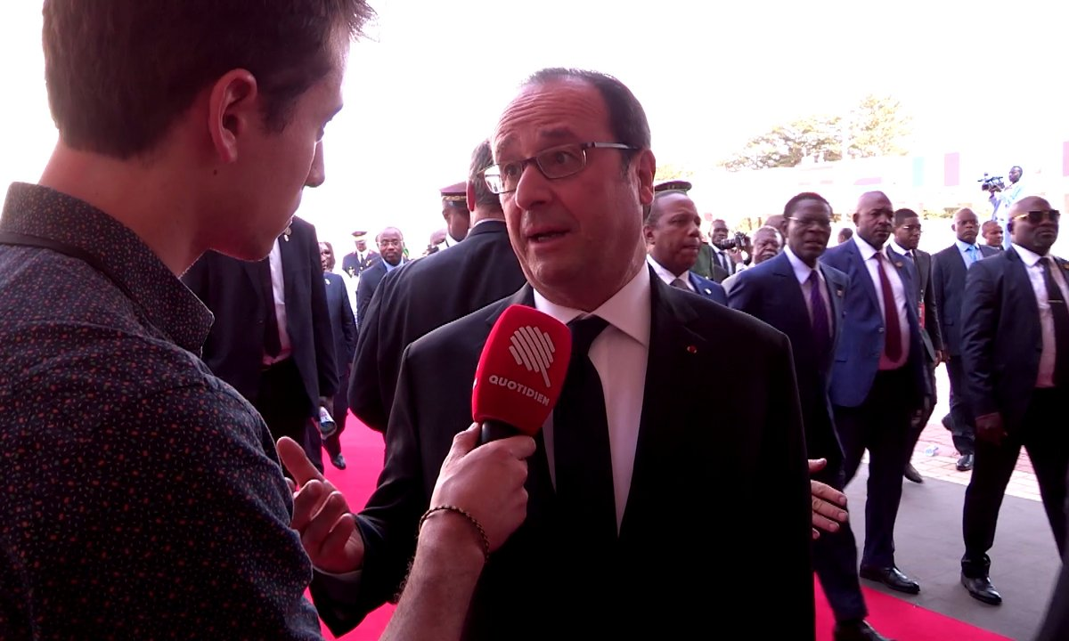 Hugo Clément : l'interview bilan de François Hollande (version longue)