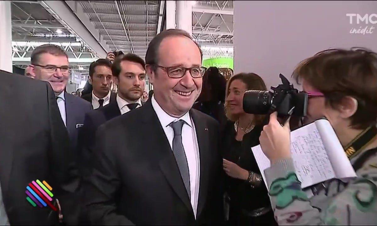 """François Hollande """"libéré, délivré"""""""