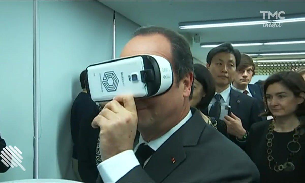François Hollande, président fantôme