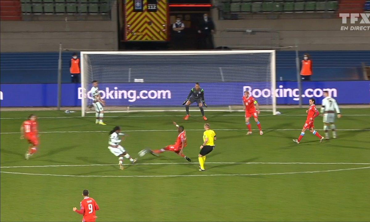 Luxembourg - Portugal (0 - 0) : Voir la belle frappe de Renato Sanches en vidéo