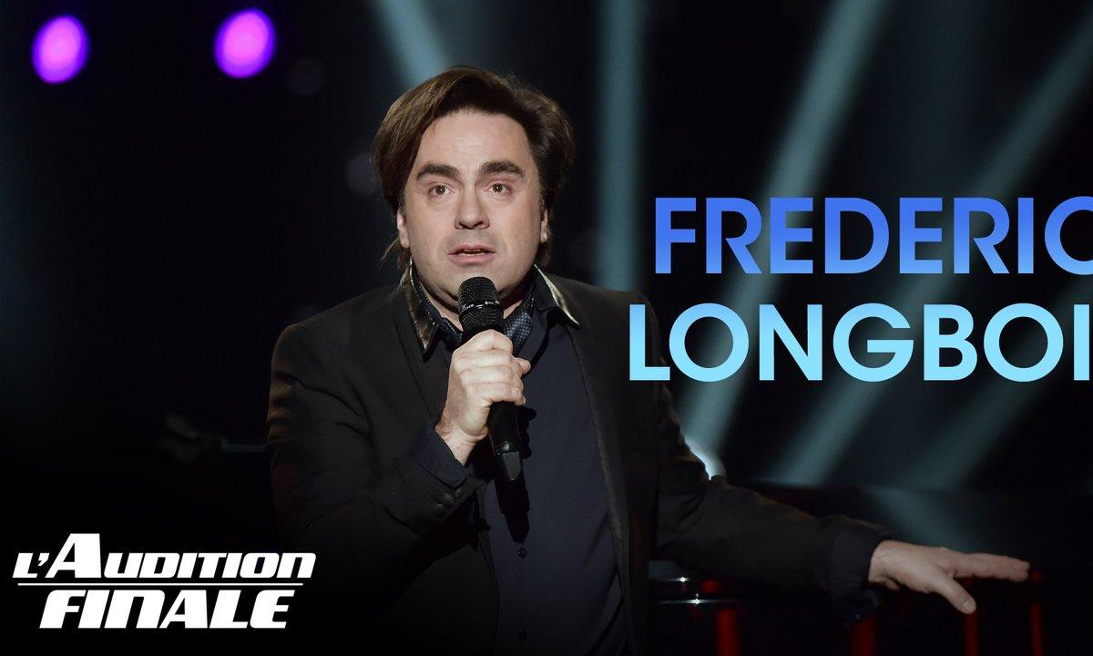 "Frédéric Longbois - ""L'aigle noir"" (Barbara)"